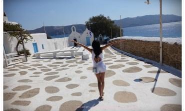 <遊記>蜜月-希臘 當地人才知道的秘密海灘。Agios Sostis Beach。