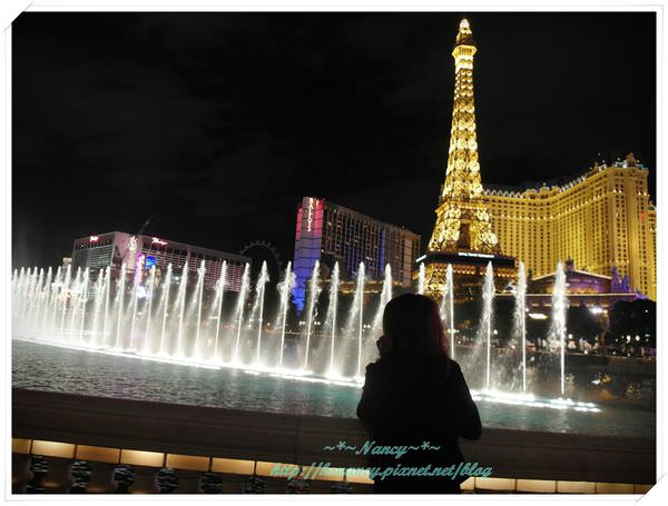 <遊記>2014北美行。Las Vegas Day 1-Bellagio。