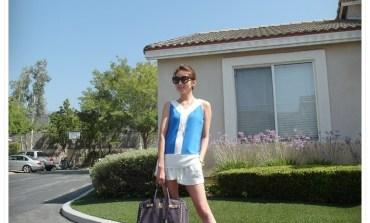 <穿搭>LA休閒風4套分享。ORENDA。
