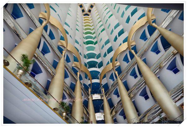 <遊記>蜜月-杜拜。Burj Al Arab 帆船酒店 &#038; La Parrilla。