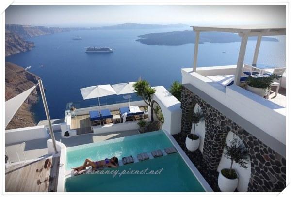<遊記>蜜月-希臘。一生難忘的美景!Santorini-Iconic。