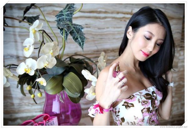 <香氛>夢幻花園的憧憬。Anna Sui Romantica。