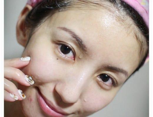 <清潔>30秒給你零殘妝的乾淨臉蛋!植村秀植物精萃潔顏油。