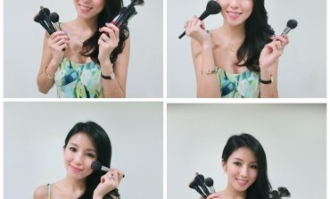 <影音>My Must-Have Make-Up Brushes! 我的必備彩妝刷具們!