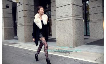 <絲襪>保養和時裝的創新結合。LELA LOVE。