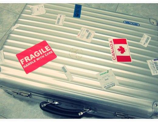 <生活>行李箱聰明打包分享。