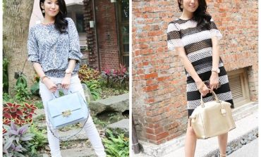 <穿搭>2015春夏Urban Chic。Michael Kors。