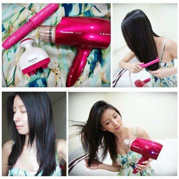 <美髮>美髮新革命!打造動人秀髮三步驟! Panasonic。