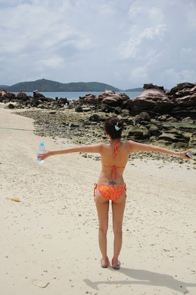 輕鬆讓Bikini性感加分!!