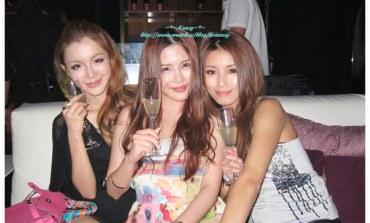 <活動>姊妹們的小聚會。君度橙酒。