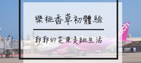 【日本沖繩】出發沖繩那霸國際機場之樂桃航空&香草航空初體驗