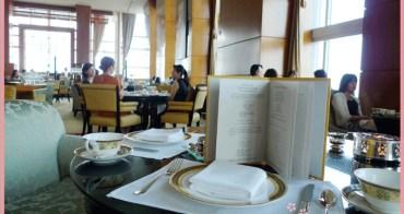去東京 MID TOWN 45 樓喝貴婦下午茶