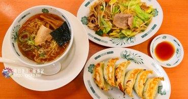 日高屋 |  拉麵・煎餃・熱炒・下酒菜 | 大圖片菜單點餐用手指無障礙