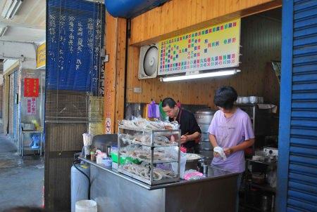 [宜蘭市]宜蘭必吃之二~十六崁瓜仔雞麵