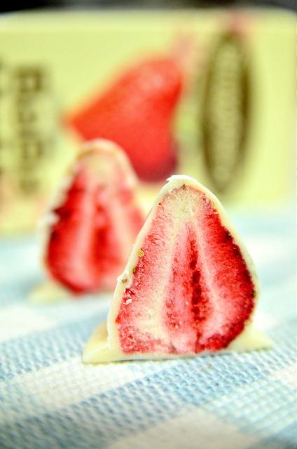 [宅配團購]淘纖屋~台灣巨峰紅酒葡萄乾~手工草莓白巧克力
