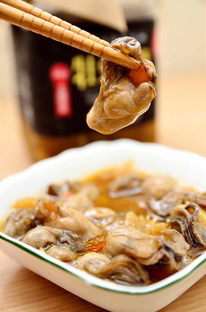 [澎湖馬公]現撈仔的牡蠣醬!?郭家賜福牡蠣醬&干貝醬