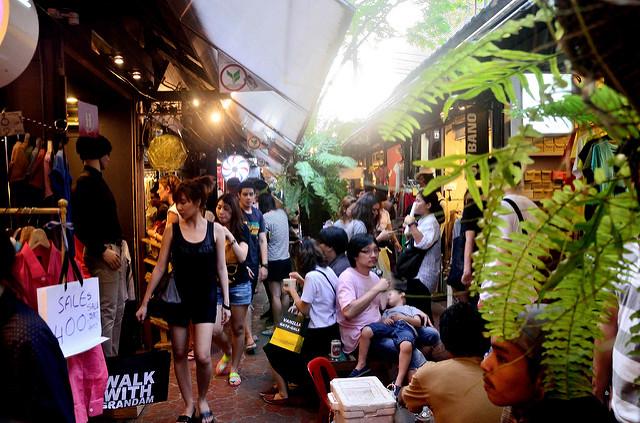 [曼谷]怎麼都逛不完啦!洽圖洽CHATUCHAK假日市集