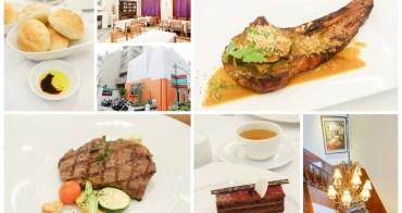 【台南東區-美食】特約停車|成大22巷|傳統高溫火山石加州碳烤|鎖住肉汁和香味 ~ 轉角餐廳
