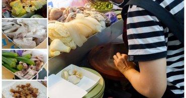【台南市中西區-美食】傳統口味黑白切│台南口味肉燥飯│現點現切~~阿龍香腸熟肉
