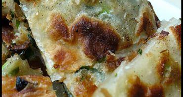 【台南市仁德二空-美食】燕京蔥油餅(蔥油餅.韭菜盒.餡餅)