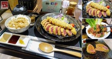 【台南美食】來自台北西門町|販賣機點餐|自己的炸牛排自己煎|炸牛排丼|炙燒牛排丼~丼fun台南店