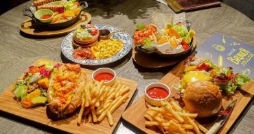 【台南中西區】早午餐200元有找|豐盛菜單早午餐|健康優格碗|白天限定早午餐 ~ bistro88義法餐酒館