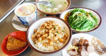 【台南中西區美食】百年老店|銅板美食|古早味炭烤香腸|海安路美食~順天肉燥飯.燒肉飯