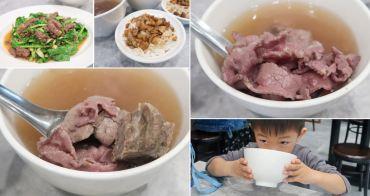 【台南美食】24小時都可以喝到牛肉湯|在地人排隊名店的分店~文章牛肉湯