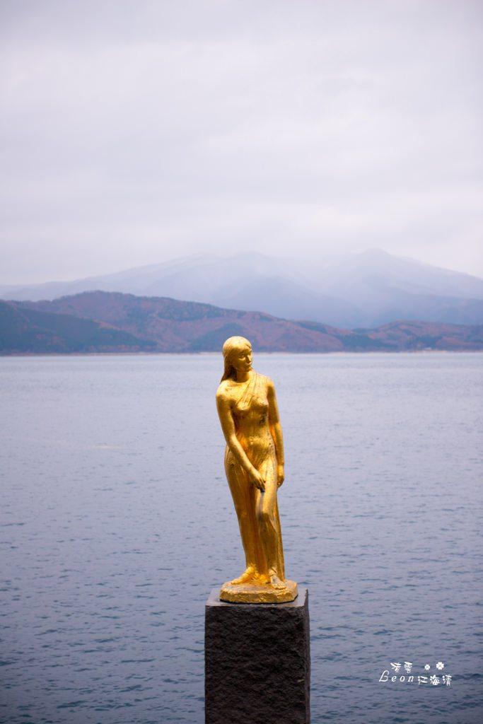 日本景點推薦》秋田田澤湖 – 日本水深第一的高原湖泊