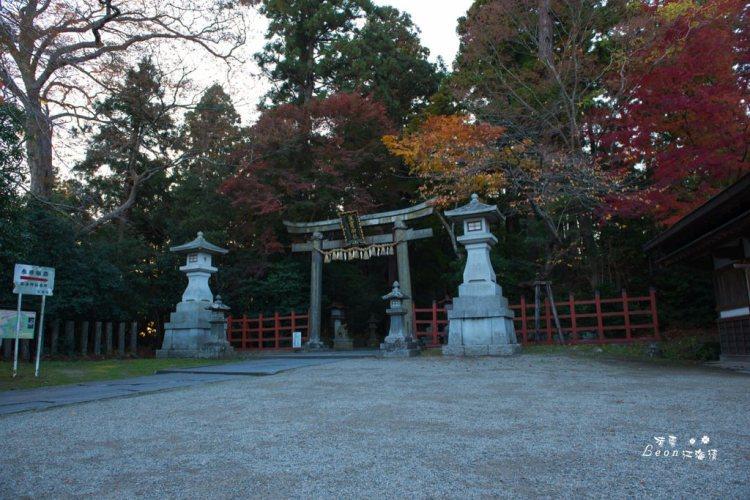 日本景點推薦》宮城鹽釜神社 – 宮城古蹟