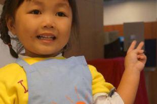 【親子遊】台北~自己動手做Mister Donut甜甜圈!!!(4y7m11d+9m29d)