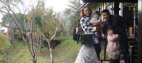 【親子遊】清境~貝卡巧克力莊園看動物趣!(4y10m10d+11m29d)