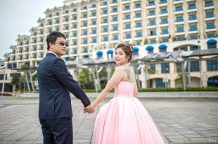 台北婚攝-宗翰&馥毓-文定-淡水福容大飯店