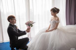 高雄婚攝-昶志&惠婷-婚禮-高雄大八飯店
