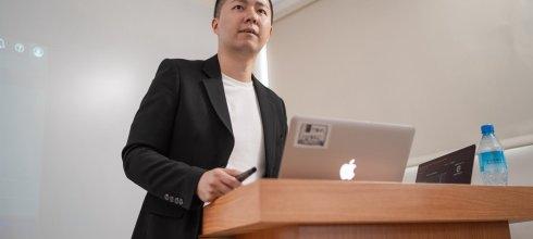 研討會攝影-虛擬幣投資講座