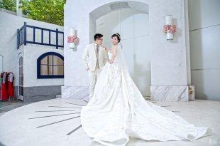 台北婚攝-瑋繁&芳君-婚禮-新莊晶宴會館