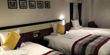 大阪住宿 Hotel Mystays 心齋橋-交通方便,心齋橋站出口步行兩分鐘