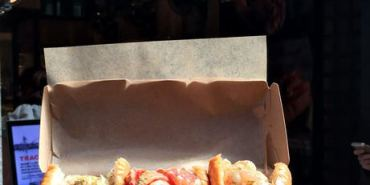 大阪美食  Luke's Lobster 超人氣龍蝦三明治--心齋橋必吃美食