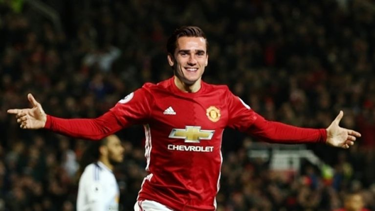 Seven reasons why Antoine Griezmann will definitely join Manchester     Seven reasons why Antoine Griezmann will definitely join Manchester United