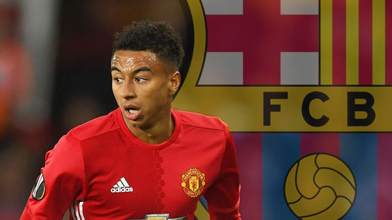Barcelona plot ambitious move for Jesse Lingard as they seek Neymar     Barcelona plot ambitious move for Jesse Lingard as they seek Neymar  replacement