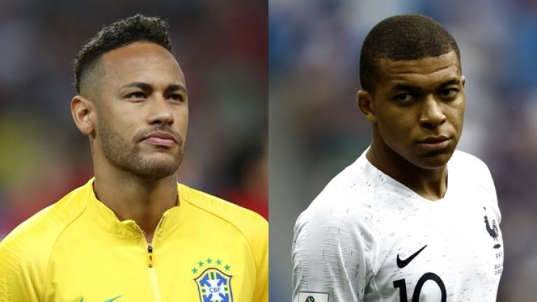 Neymar s reported treatment of Kylian Mbappe doesn t reflect well on     Neymar s reported treatment of Kylian Mbappe doesn t reflect well on the  Brazilian