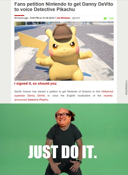 Medium Of Danny Devito Funny