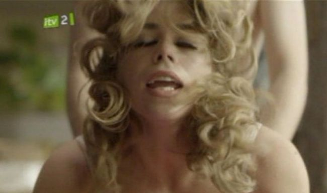 Naked Billie Piper's 'sheep sex' scenes as Belle de Jour are most explicit ever