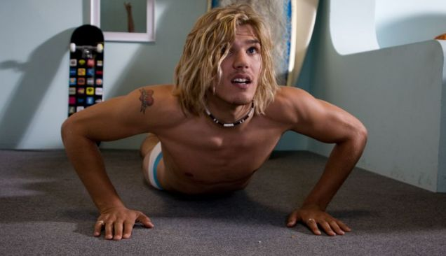 Kaboom, Chris Zylka, Juno Temple