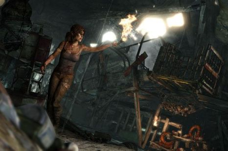 It's Tomb Raider, but with added survival horror