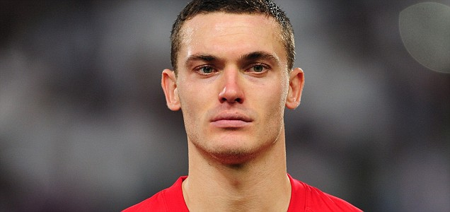 Not so secret treatment: Vermaelen has had surgery on his injured left ankle (Picture: Getty)