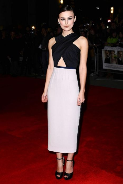 Keira Knightley, A Dangerous Method, London Film Festival 2011
