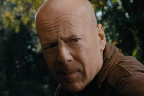 Bruce Willis, G.I. Joe: Retaliation trailer