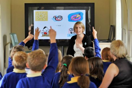 The way technology in schools is taught is set to change