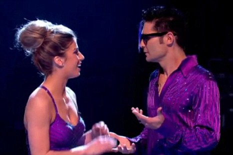 Corey Feldman Dancing On ice